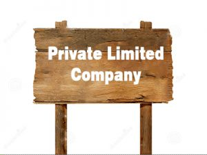 Opening private limited company bank account