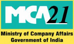Important messages for e-filing under MCA21