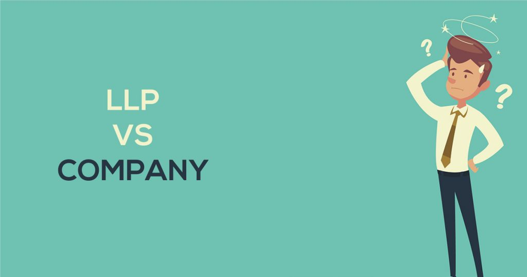 Comparison of LLP and Company
